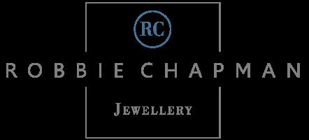 Robbie Chapman Jewellery Retina Logo